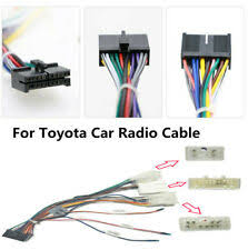 Toyota 20 Pin Stereo Wiring Toyota Pickup Wiring Diagrams
