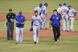 Chicago Cubs fall to Miami Marlins 14 ...