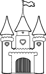 25 disney castle coloring pages compilation free for alluring princess and