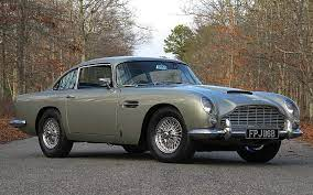 1963 Aston Martin Db5 Price And Specifications