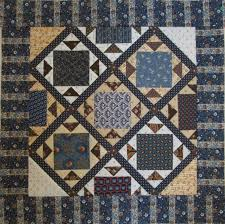 43 best My Quilts images on Pinterest | Patchwork, Medallion quilt ... & Quilts and a Mug - MidWinter Blues Adamdwight.com