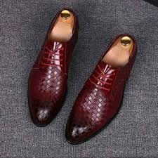 Men's Pointed Shoes England Casual Shoes Business ... - Vova