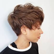 35 Pretty Pixie Haircuts For Thick Hair In 2019 With Hairstyle