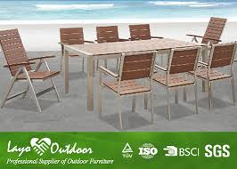 Artificial Wood Decking Fake Faux Wood Patio Furniture Recycled