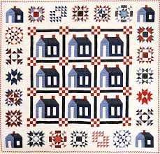 15 best images about Quilts - theme : houses on Pinterest & Boston Strong Thimble Creek Quilt Shop Adamdwight.com