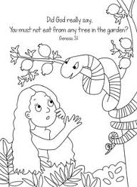 Small Picture Top 70 Adam And Eve Coloring Pages Free Coloring Page