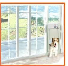 sliding glass door with dog door dog doors for sliding glass reviews pet door screen exterior sliding glass doors with door built sliding glass dog door
