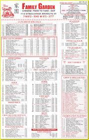 Family Garden Chinese Restaurant In Flatbush, Brooklyn, 11218 ...