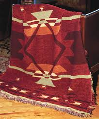Southwest Throw Blankets