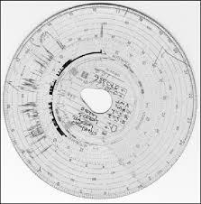 Tachograph Chart Reader A Tachograph Chart Download Scientific Diagram