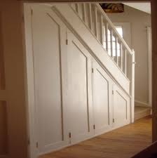 Pantry Under Stairs How To Add A Closet With A Hidden Door Under A Staircase