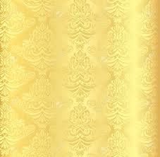 Gold Damask Background Gold Damask Pattern With Vintage Floral Ornament