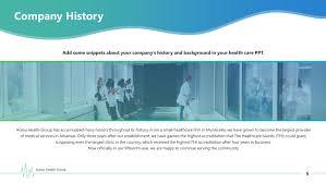 Healthcare Premium Powerpoint Slide Template | Slidestore