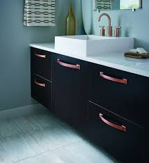 Amerock Candler in NEW Brushed Copper Decorative Cabinet Hardware