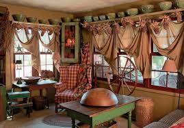 primitive living room furniture. Primitive Curtains For Living Room Home Design And Decor Intended Furniture