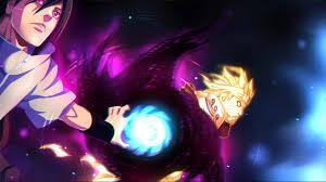Naruto vs Sasuke Live Wallpaper Engine ...