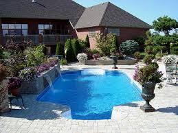 inground pools. In-ground Pool In Cincinnati, OH Inground Pools A