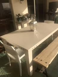 Kitchen Table Chairs Gumtree