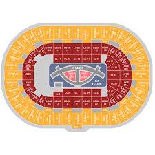 Rimac Arena Seating Chart Pechanga Arena San Diego San Diego Tickets Schedule
