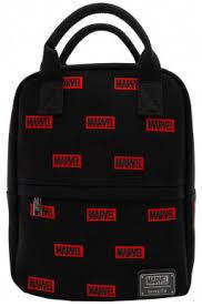 <b>Рюкзак Marvel</b>: <b>Logo</b> All Over Print Canvas Mini - купить по цене ...
