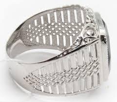 Мужская серебряная печатка перстень <b>Маршал KM</b>-140/1-<b>fianit</b> с ...