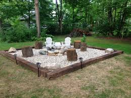 diy patio with fire pit. Lovely Diy Fire Pit Patio Best 25 Cheap Ideas On Pinterest With