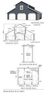 3 car garage plans