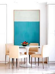large wall canvas artwork art ideas decor hint apartment therapy