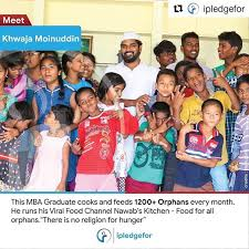 Image result for Nawab's Kitchen Food For All Orphans