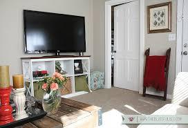 small living room tv