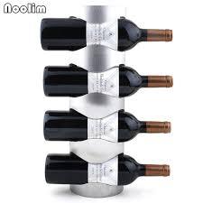 Bar Bottle Display Stand Adorable Creative Wine Rack Holders Home Bar Wall Grape Wine Bottle Display