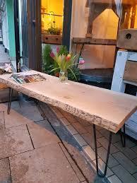 english oak coffee table