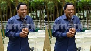 Details have emerged of how popular nigerian pastor, prophet tb joshua died. Pav8f7dxnvpxwm