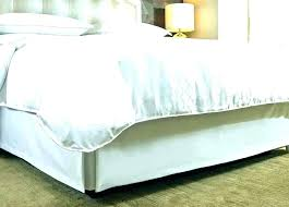 low profile bed skirt.  Bed Low Profile Bed Skirt S King For Box Spring Beds Uk And N