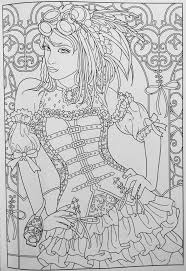 Small Picture 132 best steampunk coloring pages images on Pinterest Coloring