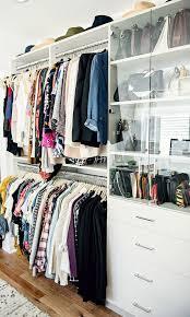 organized clothes closet best 25 clothing organization ideas on amazing