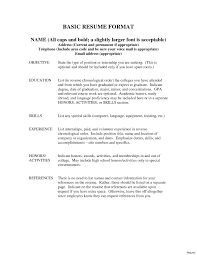 Resume References Format Img1814556 How To Write A Reference Page