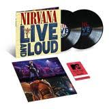 Graywhale. <b>Nirvana</b> Live & Loud <b>2 Lp</b>