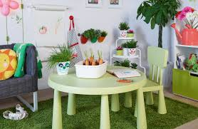 play room furniture. a childrenu0027s play room with artifical grass green table and chairs sofa some furniture