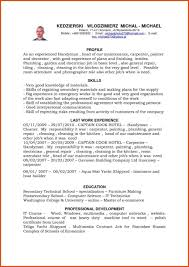 Sample Handyman Resume Handyman Resume Examples Templates Caretaker Pictures HD 23