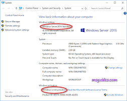 how to activate windows server without
