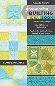 365 Free Motion Quilting Designs: Leah Day: 9781617455322: Amazon ... & Free-Motion Quilting Idea Book: • 155 Mix & Match Designs • Bring 30 Adamdwight.com