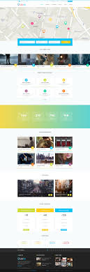 Template For Directory Listing 16 In 1 Modern And Creative Design Psd Template For