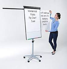 What Is Flip Chart Presentation Linno Quality Mobile Flip Chart Easel Magnetic Whiteboard