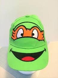 teenage mutant ninja turtles toddler boys baseball cap personalized for toddlers bed australia