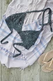 Crochet Bikini Top Pattern