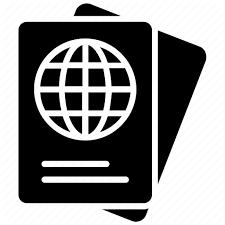 Travel Document Passport Icon Travel Visa International Citizenship