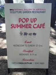Kitchen Garden Foundation Sculpture Garden Pop Up Summer Cafe Tales Of A Confectionist