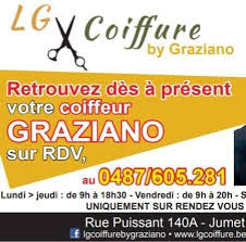 Lg Coiffure By Graziano Rue Puissant 140 A Jumet 2019