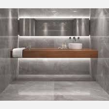 pulpis grey stone effect wall and floor